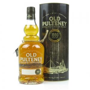 Old Pulteney 1990 Vintage Lightly Peated