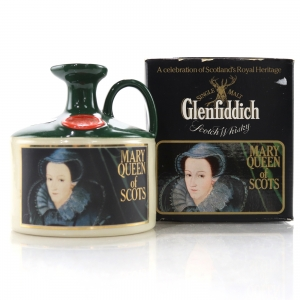 Glenfiddich Heritage Reserve Decanter / Mary Queen of Scots