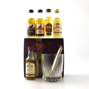 Miniature Gift Pack Selection 5 x 5cl