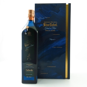 Johnnie Walker Blue Label Ghost and Rare 1st Edition / Brora