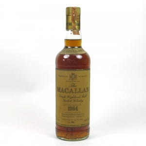 Macallan 1964 / Bottled 1982 Front