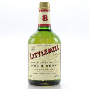 Littlemill 8 Year Old