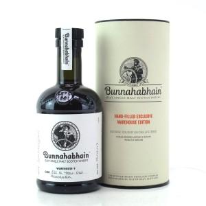 Bunnahabhain 12 Year Old Hand Filled 20cl / Manzanilla Cask