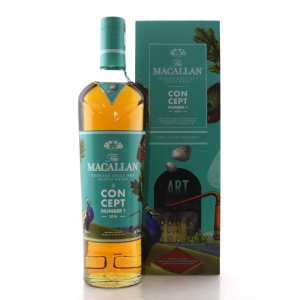 Macallan Concept Number 1 / Art