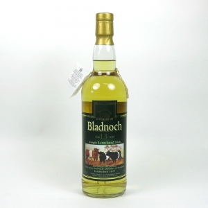 Bladnoch 13 Year Old / Beltie Label Front