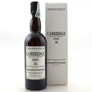 Long Pond 2005 Cambridge 13 Year Old Continental Flavoured Rum
