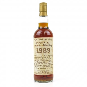 Littlemill 1989 The Whisky Man 22 Year Old