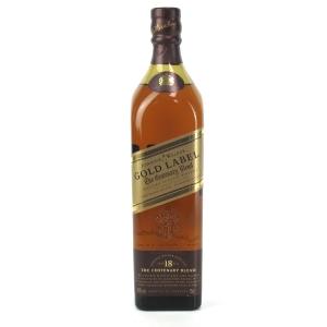 Johnnie Walker Gold Label 18 Year Old 75cl / Centenary Blend