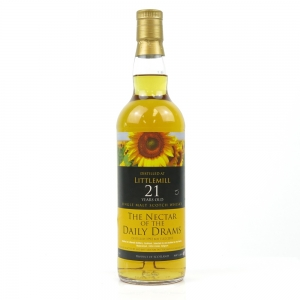 Littlemill 1992 Nectar of the Daily Drams 21 Year Old