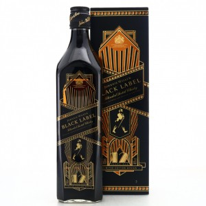 Johnnie Walker Black Label 12 Year Old Golden Age Limited Edition
