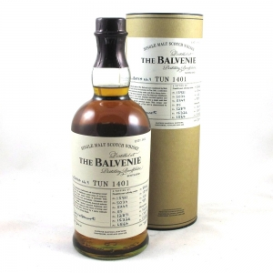 Balvenie Tun 1401 Batch 9 (US Exclusive) Front