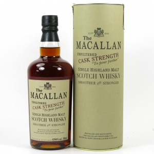 Macallan 1990 Exceptional Cask #24680