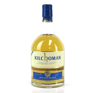 Kilchoman 100% Islay 2nd Release 75cl / US Import
