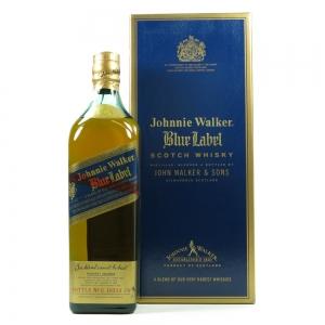 Johnnie Walker Blue Label 75cl front