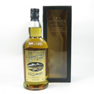 Campbeltown Loch 30 Year Old Front