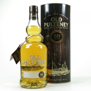 Old Pulteney 1989 Lightly Peated