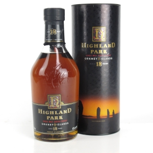 Highland Park 18 Year Old 1990s 75cl / US Import