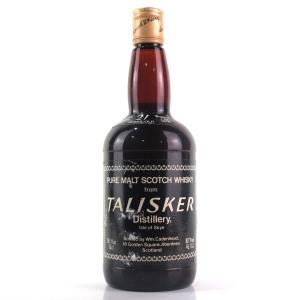 Talisker 1957 Cadenhead's 21 Year Old / Sherry Wood Matured