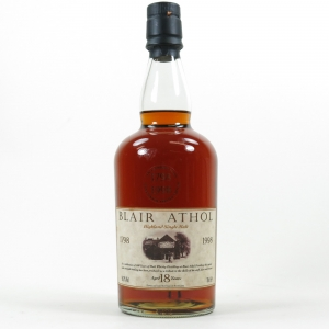 Blair Athol 18 Year Old Bicentenary Front