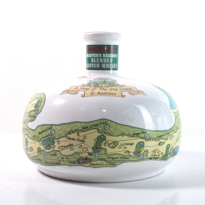 McGibbon's St Andrews Old Course Decanter