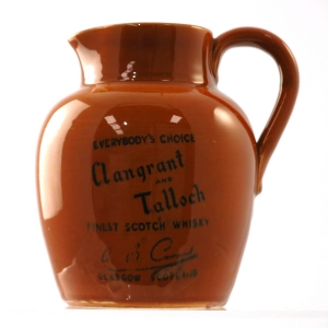 Clangrant and Tulloch Stoneware Water Jug