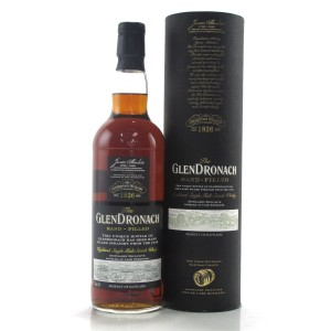 Glendronach 2005 Hand-Filled 11 Year Old Single Cask #1444
