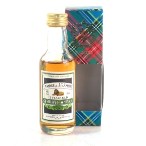 Glenlivet 12 Year Old George and J.G. Smith Miniature 5cl