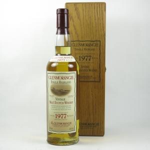 Glenmorangie 1977 21 Year Old Front