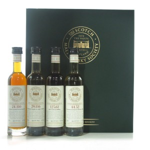 SMWS 4 x 10cl Membership Presentation Pack