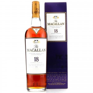 Macallan 1992 18 Year Old