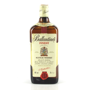 Ballantine's Finest Scotch Whisky 1990s