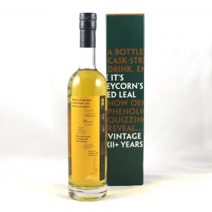 Clynelish SMWS 12 Year Old 26.42 Front