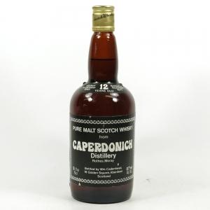 Caperdonich 1965 Cadenhead's 12 Year Old Front