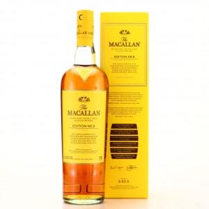 Macallan Edition No.3