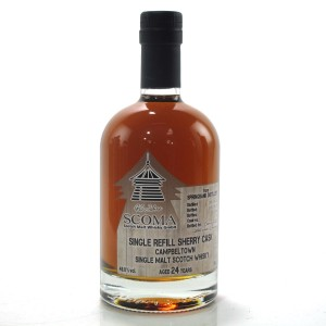 Springbank 1993 Single Cask 24 Year Old 50cl / Scoma GmbH