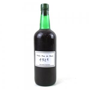 Vinho Fino do Douro 1921