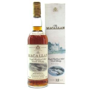Macallan 12 Year Old British Aerospace / BAe Jetstream