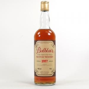 Balblair 1957 Gordon and Macphail