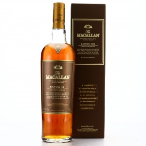 Macallan Edition No.1