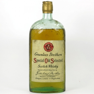 Greenlees Brothers SOS Special Old Selected 1930s