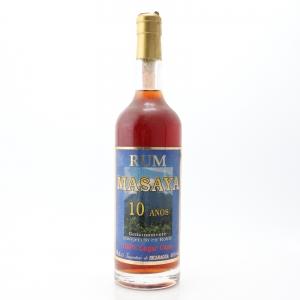 Rum Masaya 10 Year Old Nicuragua Rum