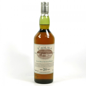 Caol Ila 20 Year Old 150th Anniversary Front