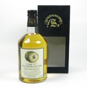 Ardmore 1977 Signatory Vintage 23 Year Old Front