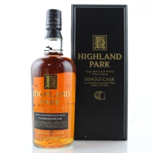 Highland Park 1984 Single Cask 21 Year Old / Ambassador Cask #1