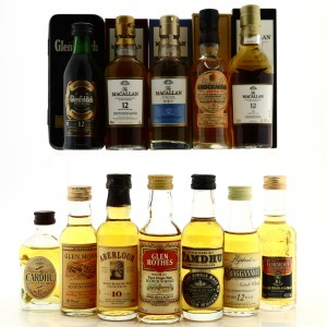 Speyside Miniature Collection 12 x 5cl