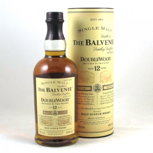 Balvenie 12 Year Old Double Wood 1