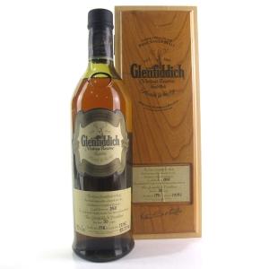 Glenfiddich 1968 Vintage Reserve 30 Year Old