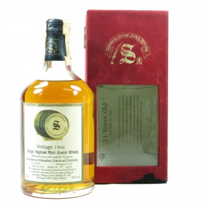Macallan 1966 Signatory Vintage 30 Year Old