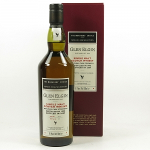 Glen Elgin 1998 Managers' Choice Front