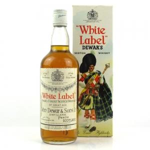 Dewar's White Label 1960s